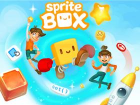 编程资源推荐:编程游戏Spritebox